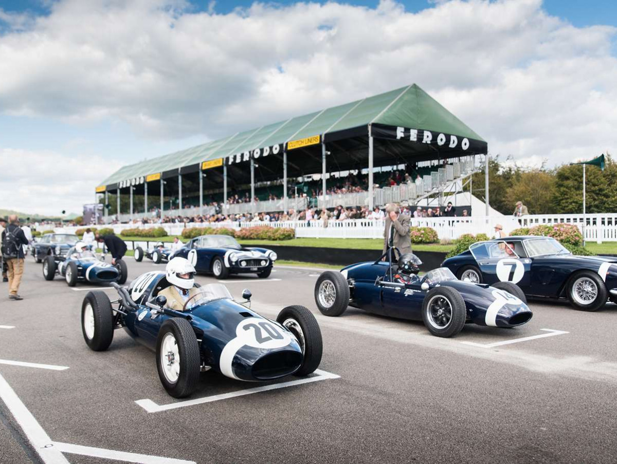 The history of Goodwood and the Goodwood Revival