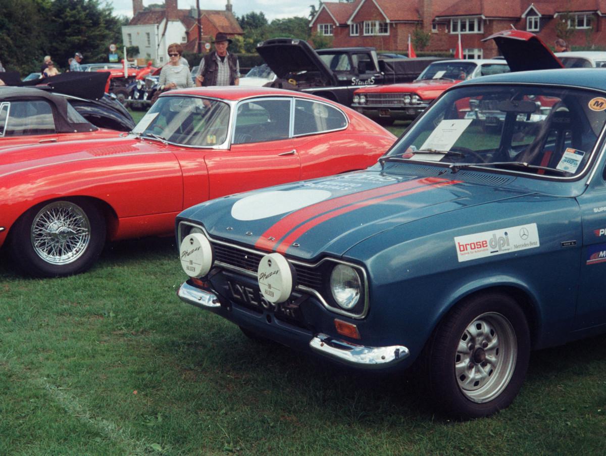 Classic Car Autojumbles